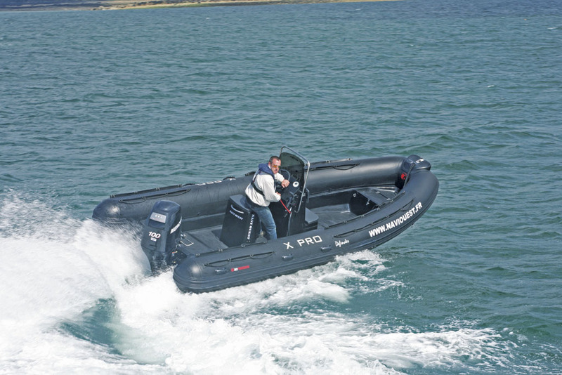 bateau x pro defender