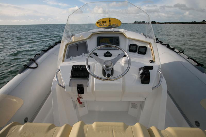 Pneumag | Essai Sea Hawk 265 : La GT des mers on