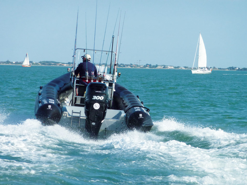 photo Valiant DR 750 Fishing
